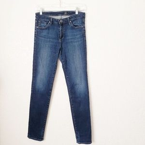 AG Adriano Goldschmied Skinny Legging Ankle Jeans